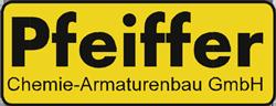 Logo: PFEIFFER Chemie-Armaturenbau GmbH